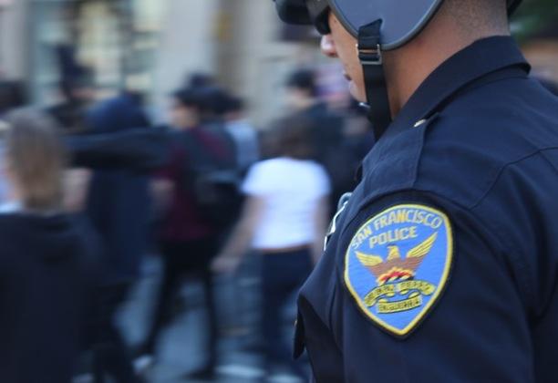 SFPD officer