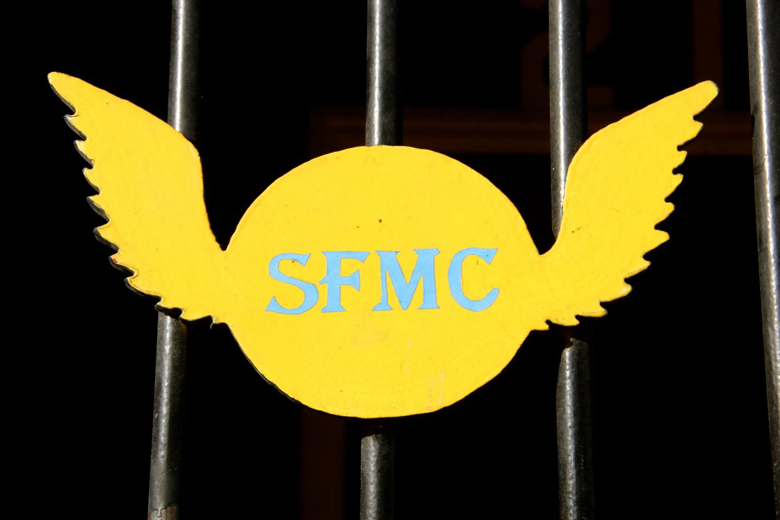 SFMC sign