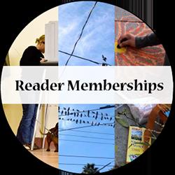 Reader Memberships