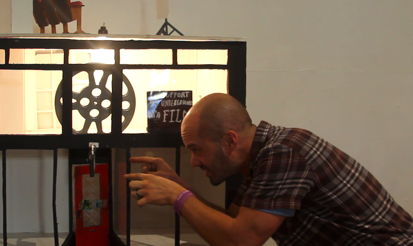 Jeremy Rourke explains how he uses the mini-ATA in his stop-motion animations.