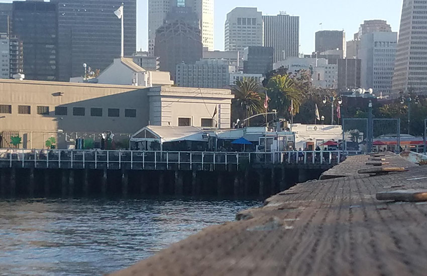 Prop A would repair the city's seawall