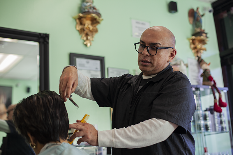Salons may reopen -- but with limited capacity