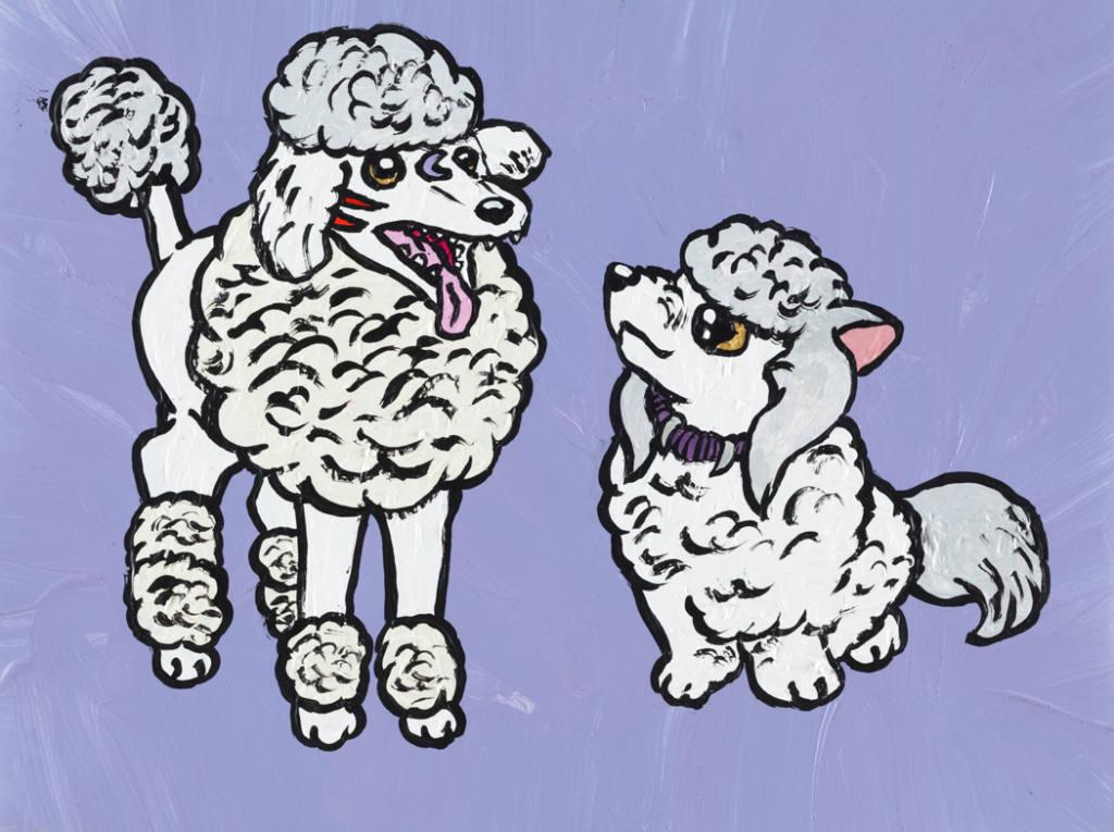 Bitchin poodles
