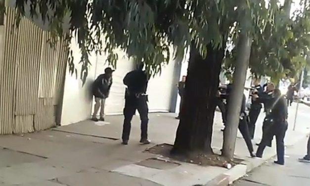 Mario Woods shooting