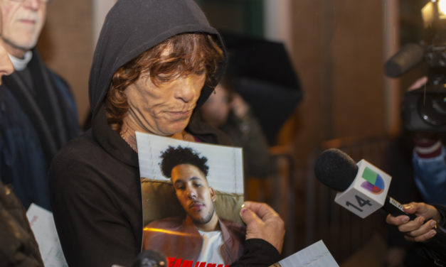 Woman who says her son was shot by San Francisco police questions use of lethal force