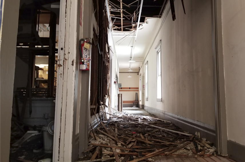 Fire damage closes Bernal Cutlery and Mission Bicycle