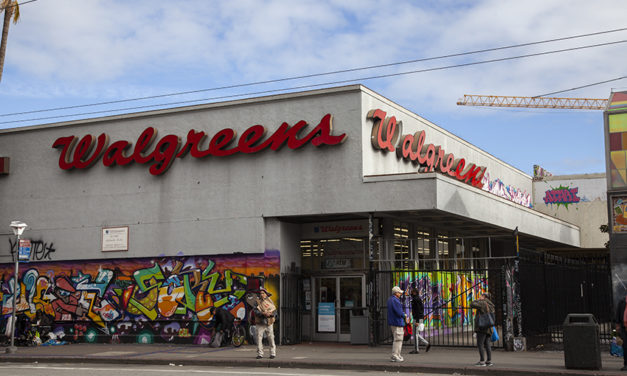 Walgreens on 16th Street BART Plaza shutting down after Christmas