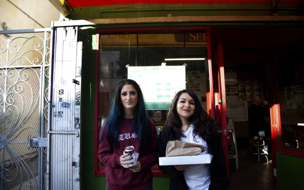 People We Meet: Las Vegas to San Francisco