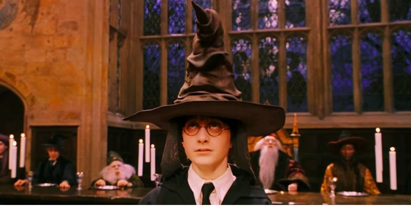 Couldn't we just have a sorting hat for school assignment?