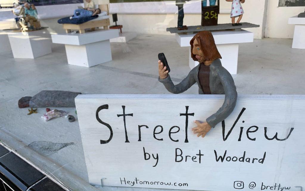 'Street View' clay exhibit recreates life in San Francisco