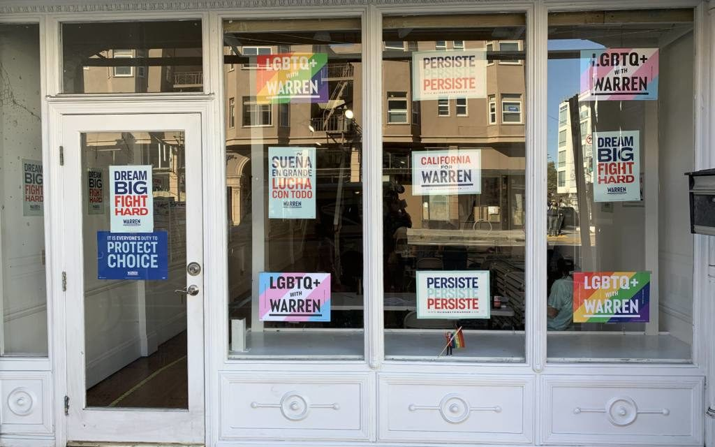 Campaign offices declared 'non-essential' by Health Dept. — candidates hurriedly abandon them
