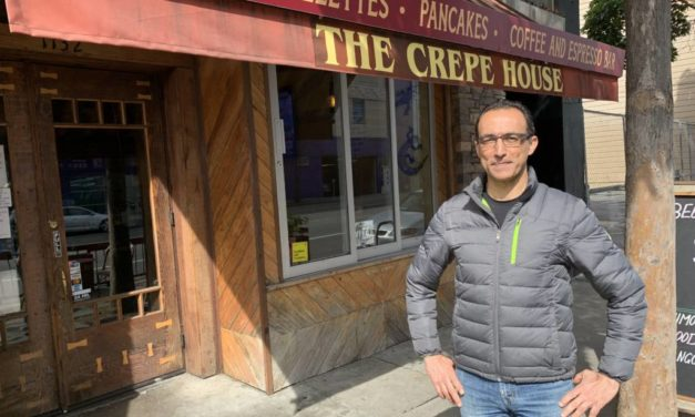 The Crepe House on Valencia Street to shutter: Coronavirus 'the last nail in the coffin'