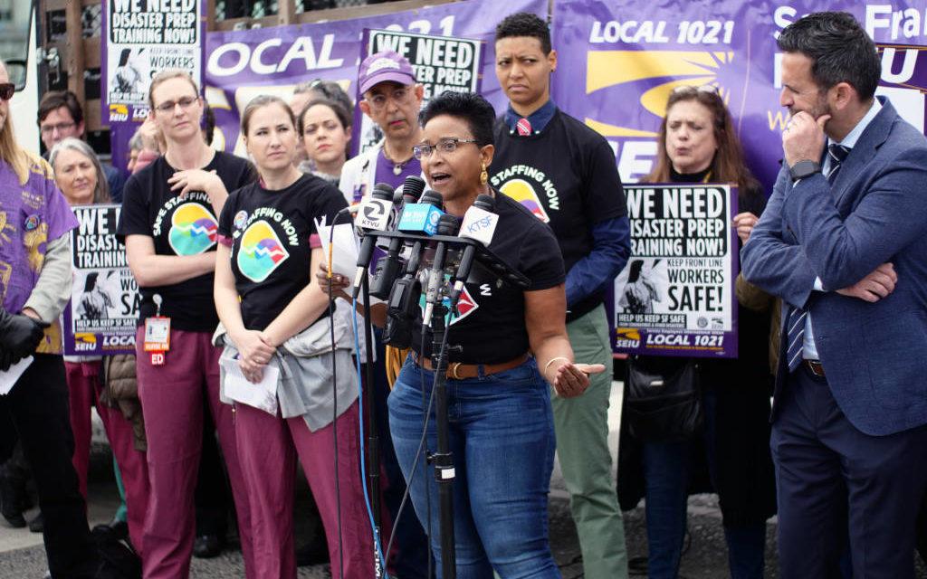 Coronavirus: Nurses, health workers swarm City Hall, warn San Francisco not ready for outbreak