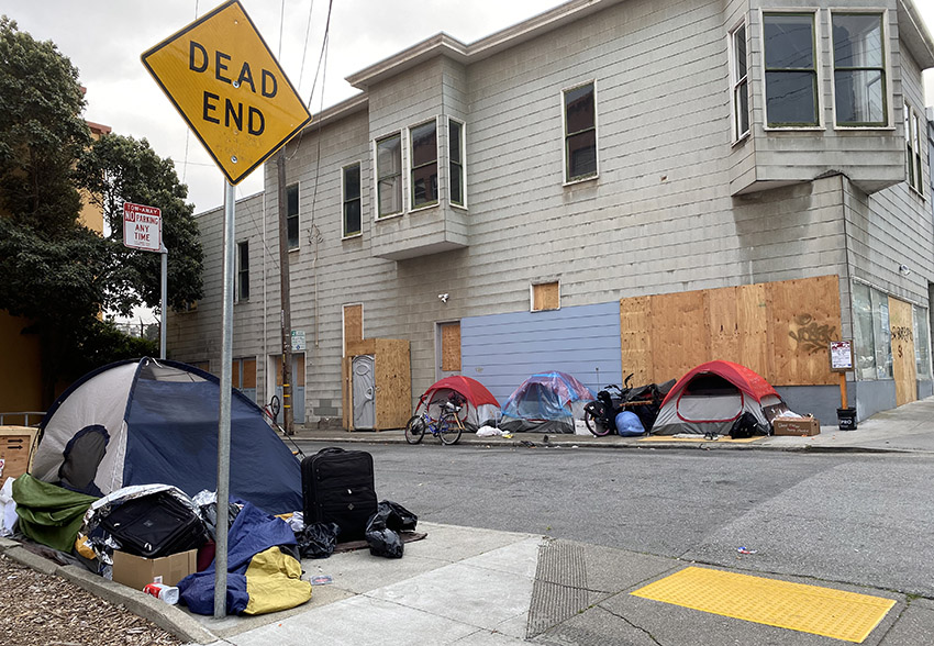 COVID-19: City instructs homeless providers to keep hotel rooms empty — while families live in cars or on the street