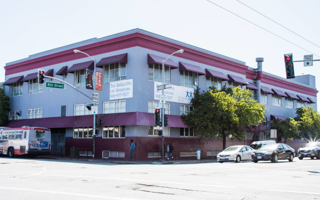 'Outbreak' at SF's largest homeless shelter, as 70 test positive for COVID-19 —shelter to become medical facility