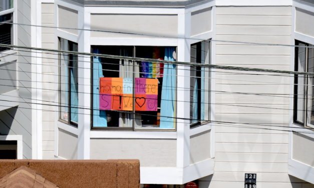 'Shit is Now Very Real': Can San Franciscans pay rent in May?