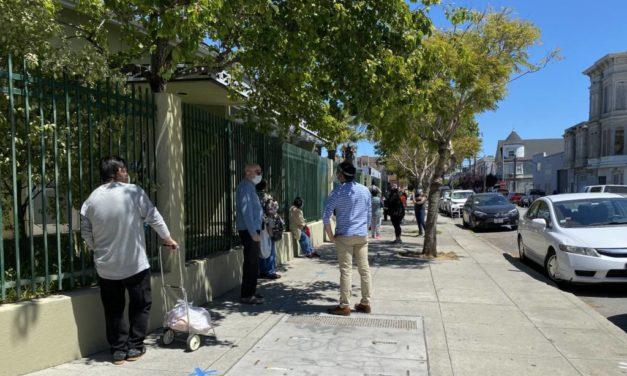 En el estudio más grande de COVID-19 realizado en la ciudad hasta la fecha, los investigadores evaluaron a 4,204 personas en el Distrito de la Misión