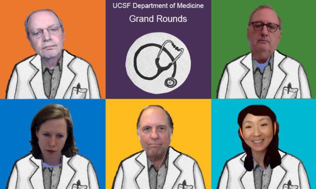 Resumen de UCSF Grand Rounds: Doctores consideran enviar a los niños a la escuela, aunque con precauciones