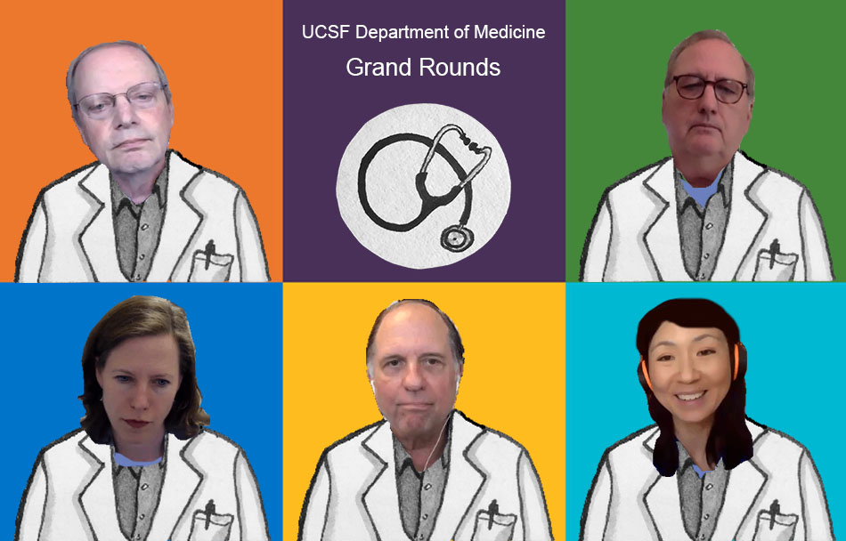 UCSF Medical Grand Rounds: The doctor is ready to send children back to school — with care