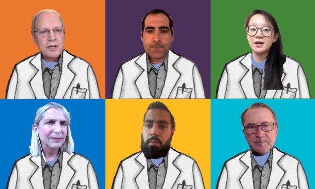 Resumen de las Grandes Rondas Médicas de la UCSF: Estudios en la Misión en comparación con Bolinas