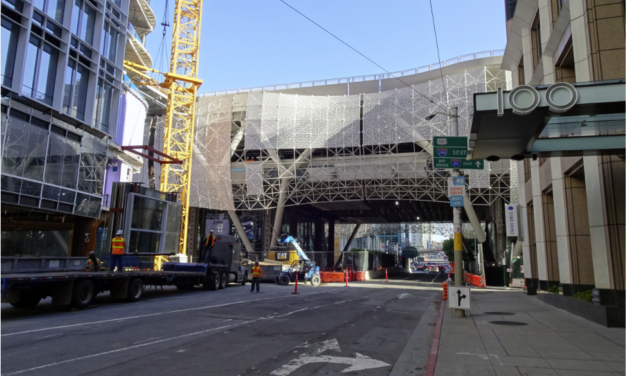 Trouble-plagued Transbay Center votes to extend, augment contract for longtime program manager
