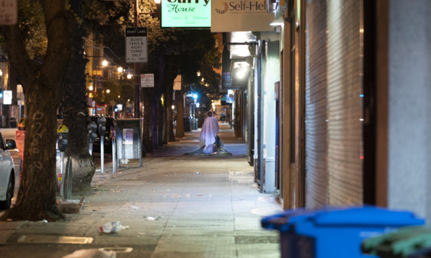 Mayor moves to lift San Francisco curfew at 5 a.m. Thursday
