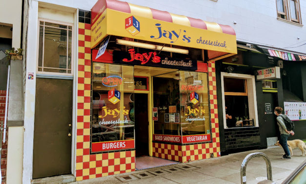 Jay's Cheesesteak: if you can't go to Philly …
