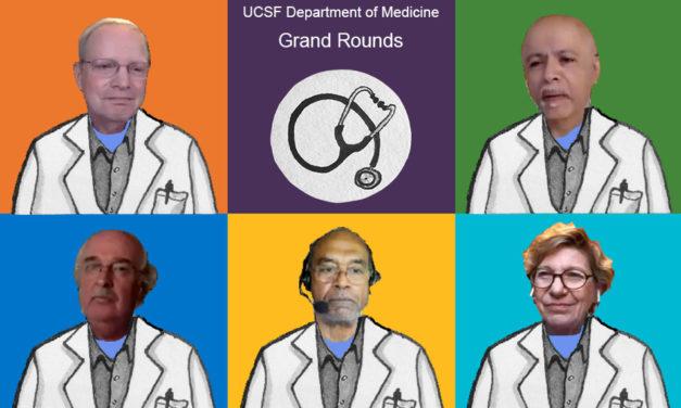 El evento Medical Grand Rounds de la UCSF deja de lado el tema científico para discutir sin rodeos el tema racial