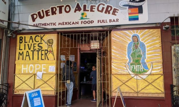 Puerto Alegre: old stand-by, still going strong