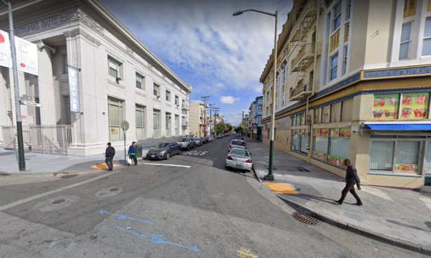 Shooting at 16th and Julian leaves man fighting for life