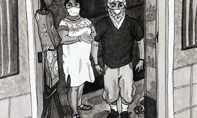 El diario acerca de los problemas que enfrenta una pareja del Distrito de la Misión para mantenerse a flote durante la pandemia