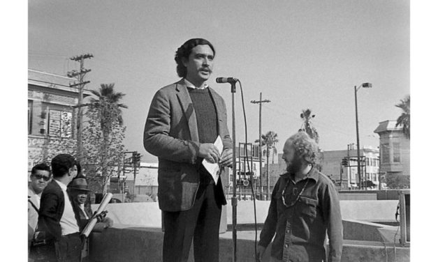 A tribute to Amilcar Lobos Yong: a leader in the Mission's Latino art scene
