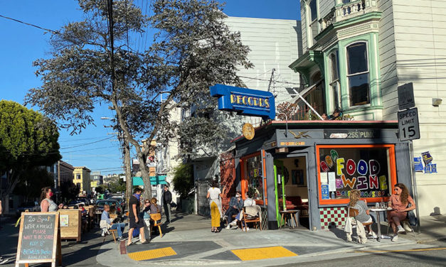 Suddenly, the Mission District is awash in outdoor dining — but will the customers come?