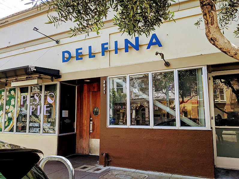 Delfina storefront