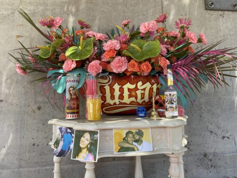 Sean Monterrosa shrine