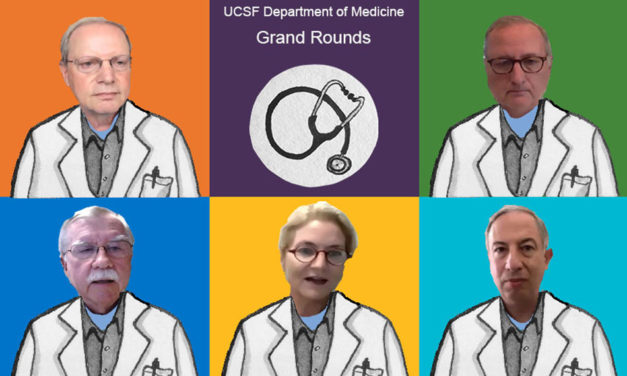 UCSF Grand Rounds: A tale of four COVID-19-ridden cities