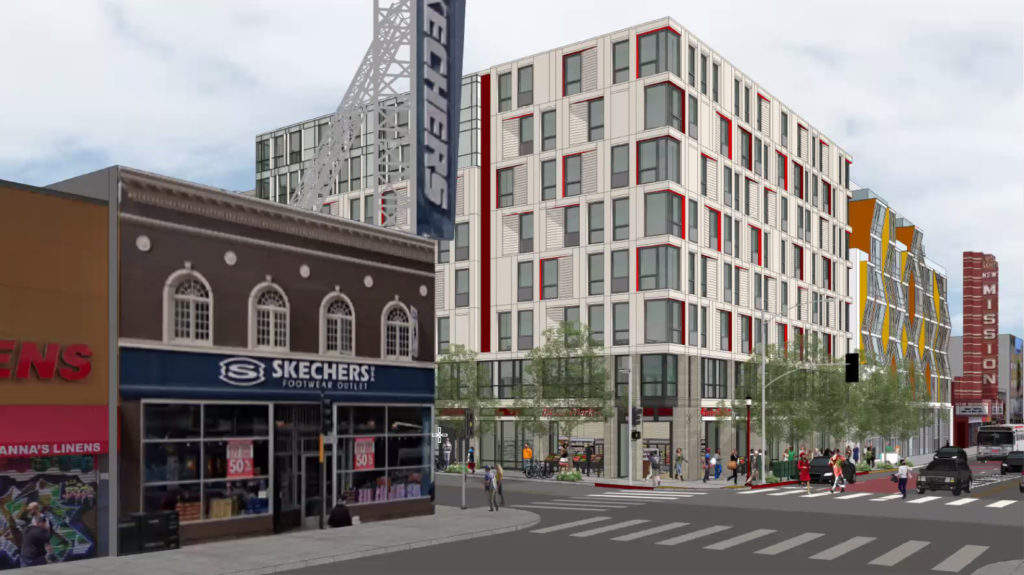 Proposed building on site of 2015 fire