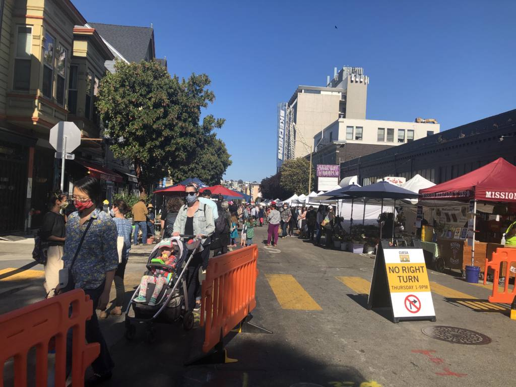 Mission Community Market turns 10