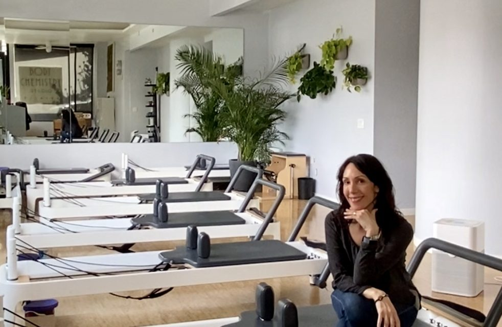 Mission fitness studios stretch for survival