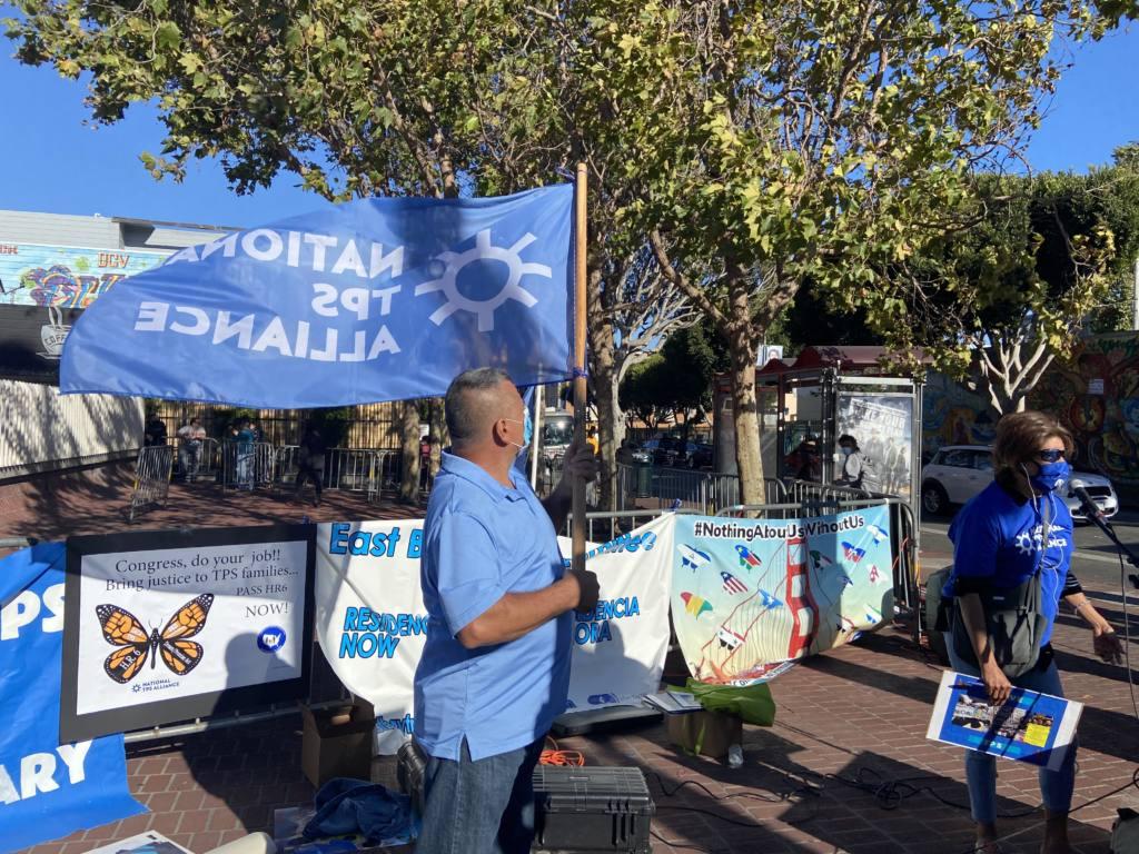 TPS demonstration