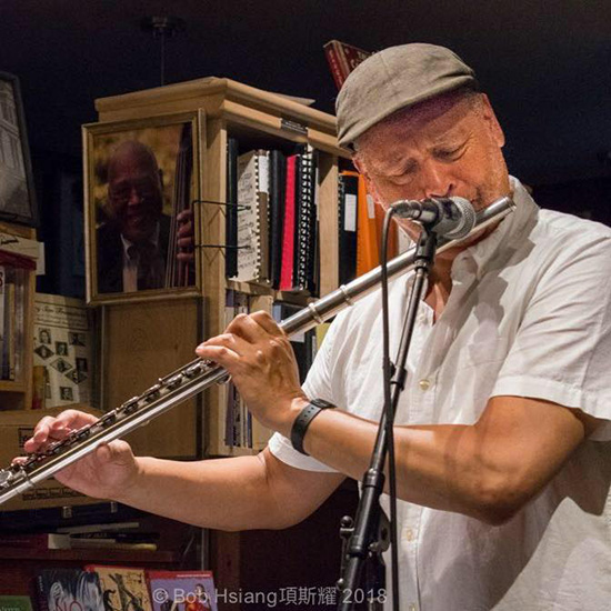 Latin jazz musician John Calloway