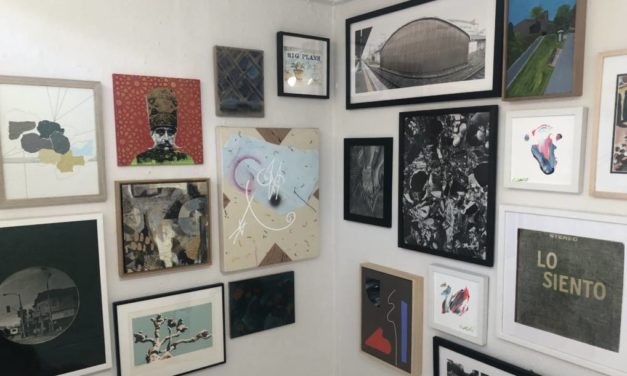 Bidding for Coalition on Homelessness Art Auction and Art Walk in Mission ends tonight