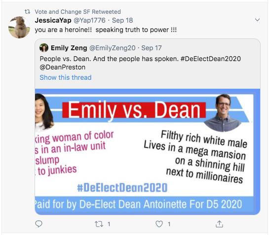 fake twitter posts