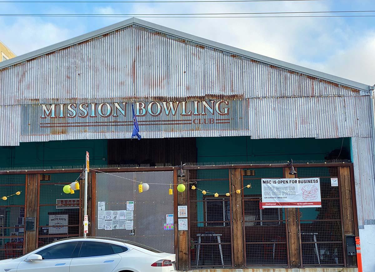 Mission Bowling