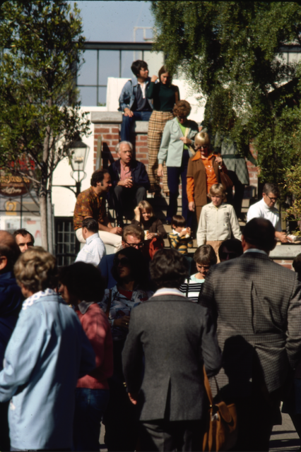 A scene near Fishermans Wharf, taken by Horst Kampschulte between 1978 and 1984.