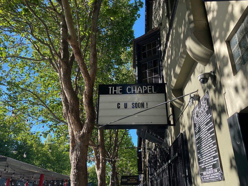 The Chapel on Valencia Street
