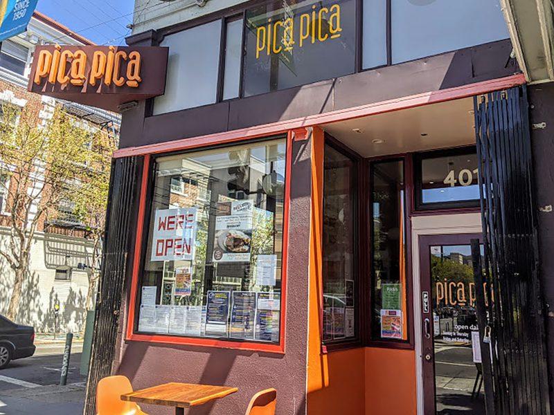 Pica Pica, 401 Valencia St.
