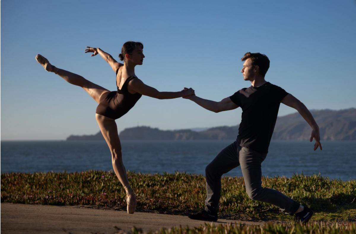 Smuin dancers Terez Dean Orr and John Speed Orr.