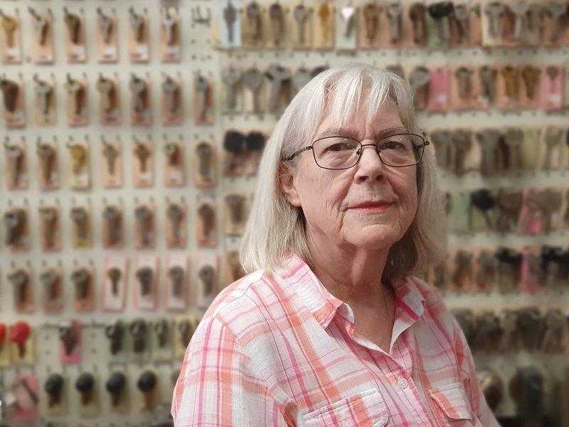 Katy Lawson, ABC Locksmith, 18th Street, Mission Street, Keys
