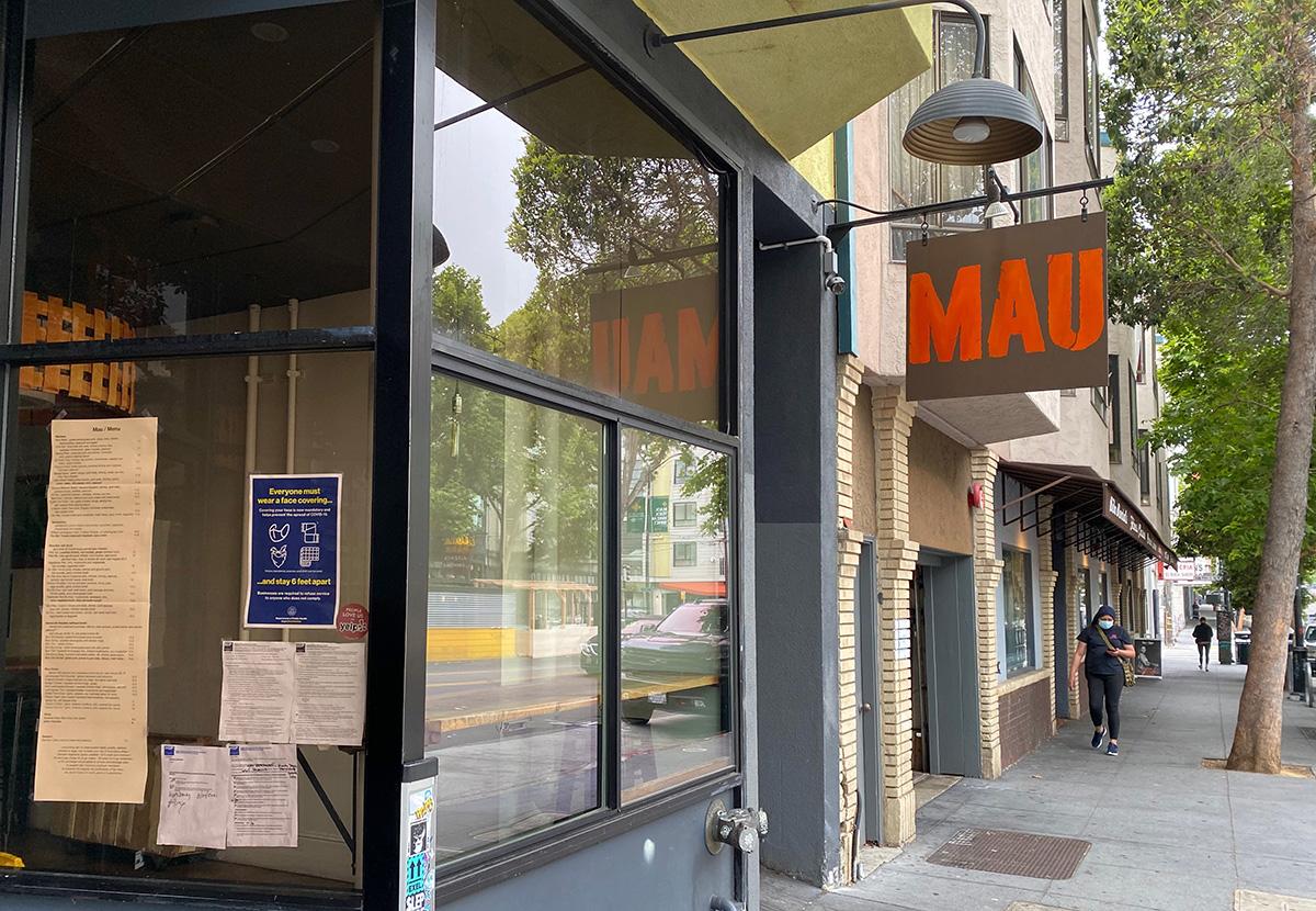 Mau 665 Valencia St.